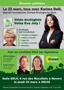 Meeting EELV à Nevers dans Europe-Écologie - Les VERTS affiche2-215x300