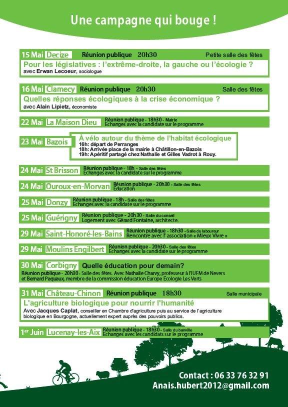 La campagne d'Anaïs Hubert (1° partie) dans Législatives 2012 vivremieux-2ecirco-32